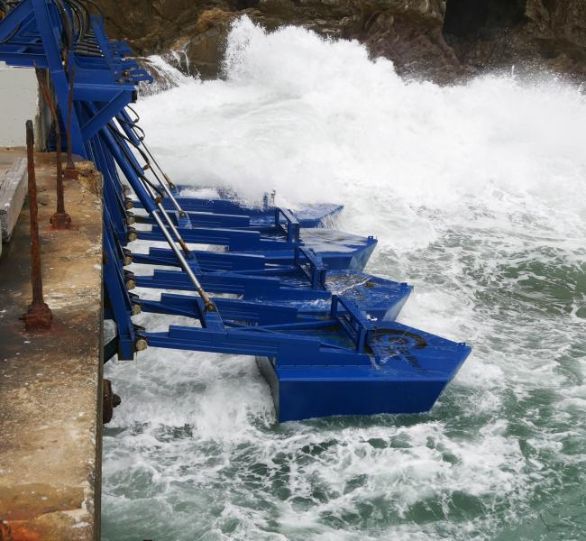 Eco Wave Power Floaters