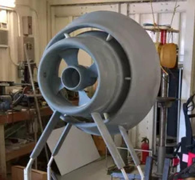Hydrokinetic Energy Corp Turbine