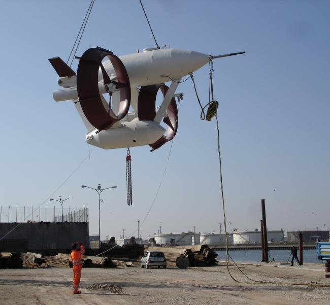 Blue Shark Power Systems - Blue Shark Turbine