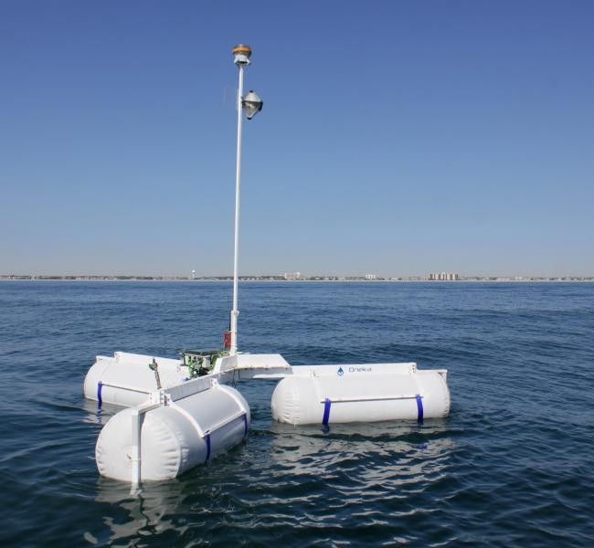 Oneka Water - Wave-Powered Desalination Buoy