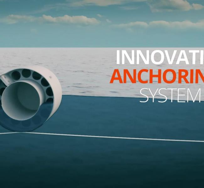 SEATURNS - Wave Energy Converter Concept
